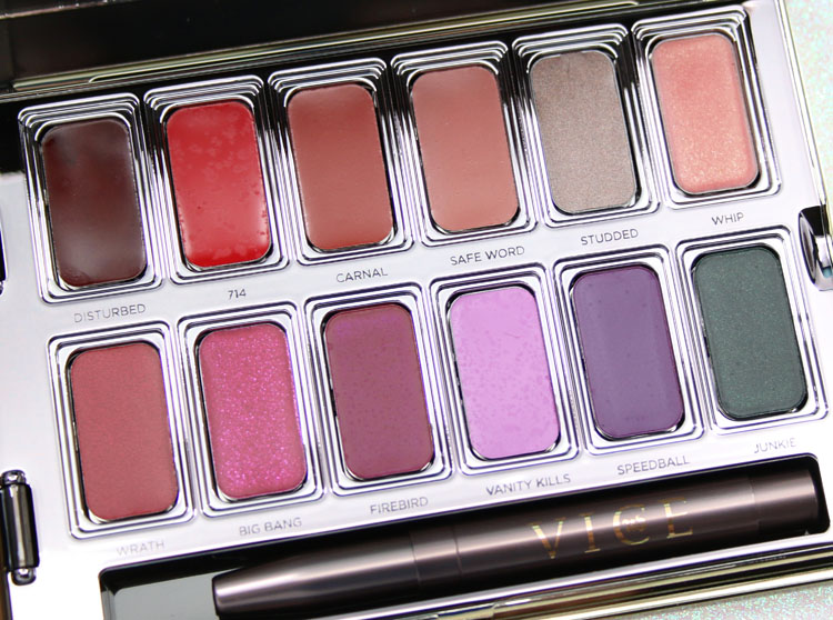 Urban Decay Vice Lipstick Palette Junkie