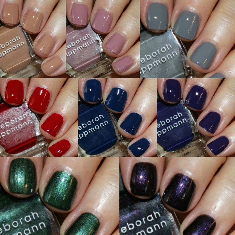 Deborah Lippmann Her Majesty Holiday 2016