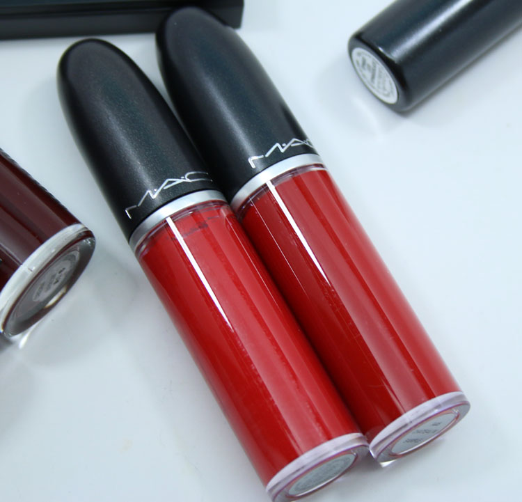 MAC Helmut Newton Retromatte Liquid Lipcolour