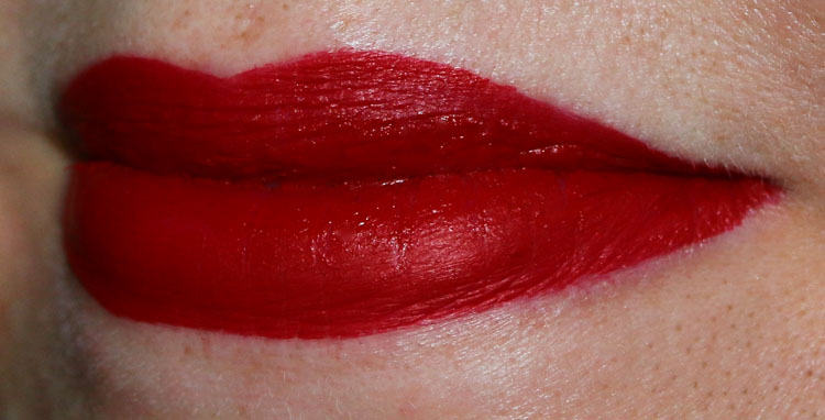 mac retromatte liquid lipcolour Chateau M
