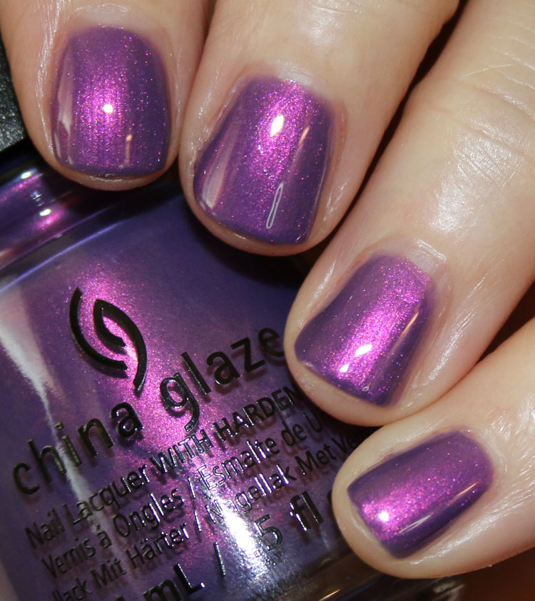 China Glaze Seas And Greetings
