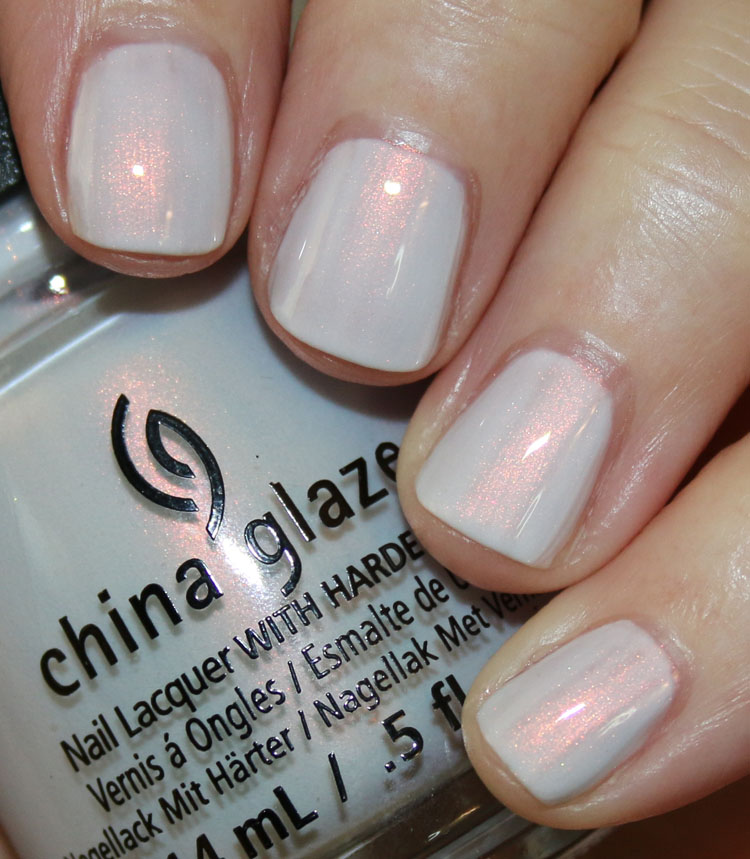 China Glaze Snow Way