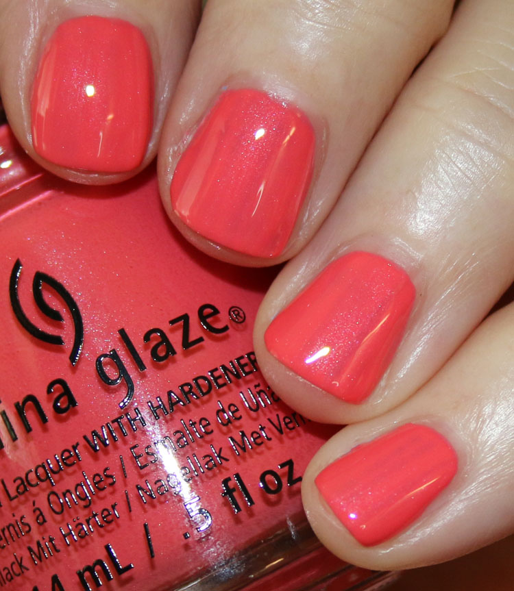 China Glaze Warm Wishes