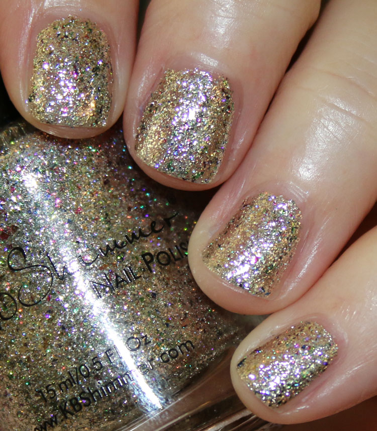 KBShimmer Bling In The New Year
