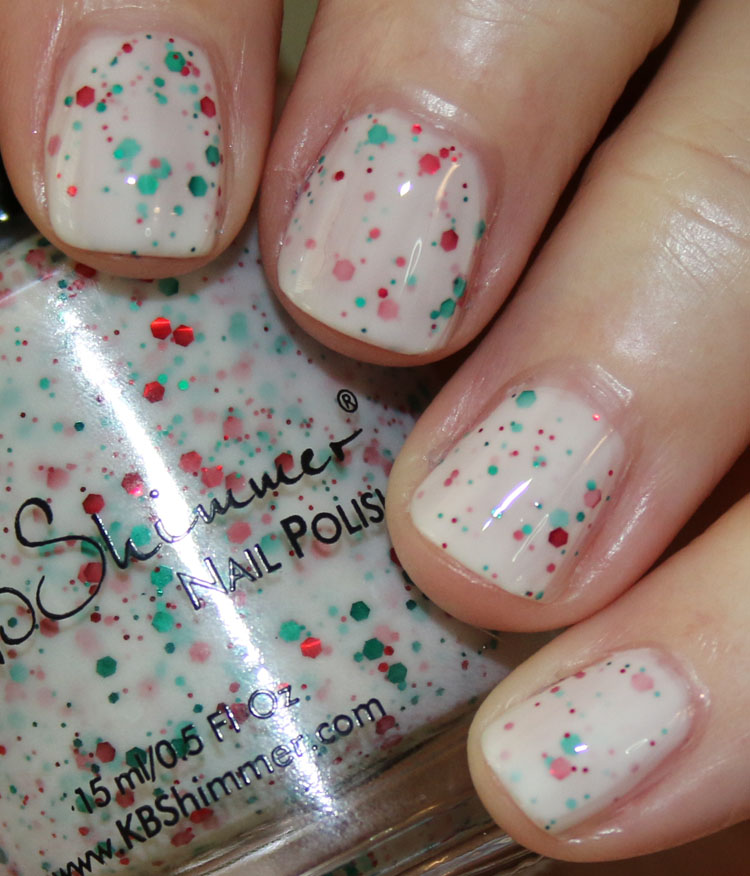 KBShimmer Holly Back Girl