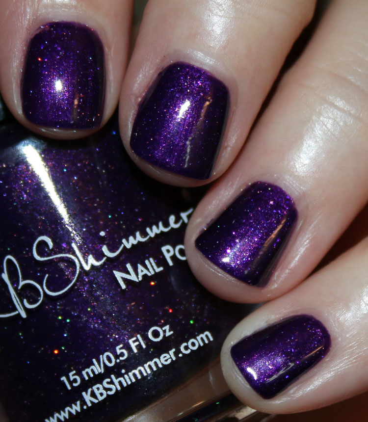 KBShimmer Just Duvet It