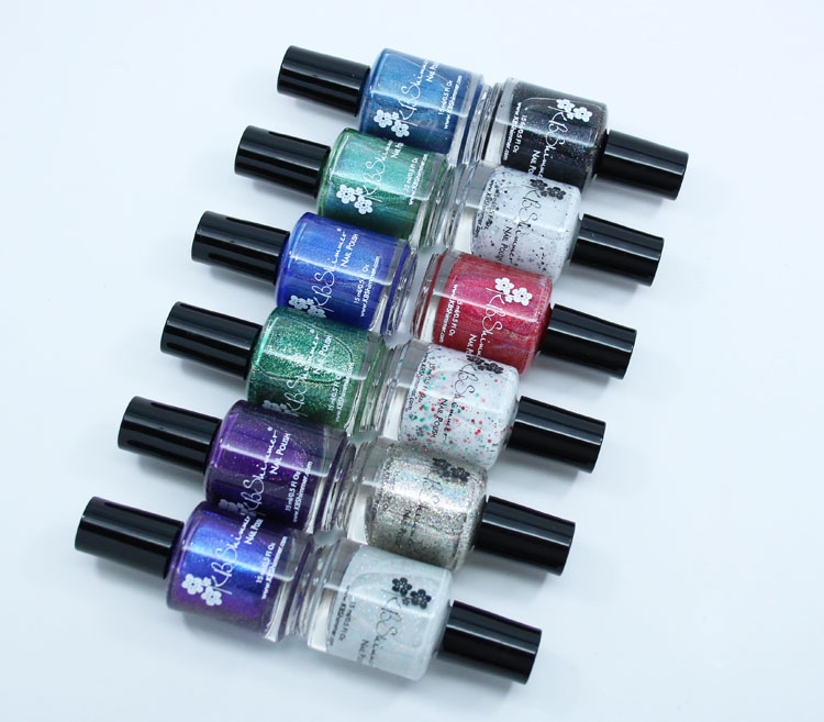 KBShimmer Winter/Holiday 2016 Collection