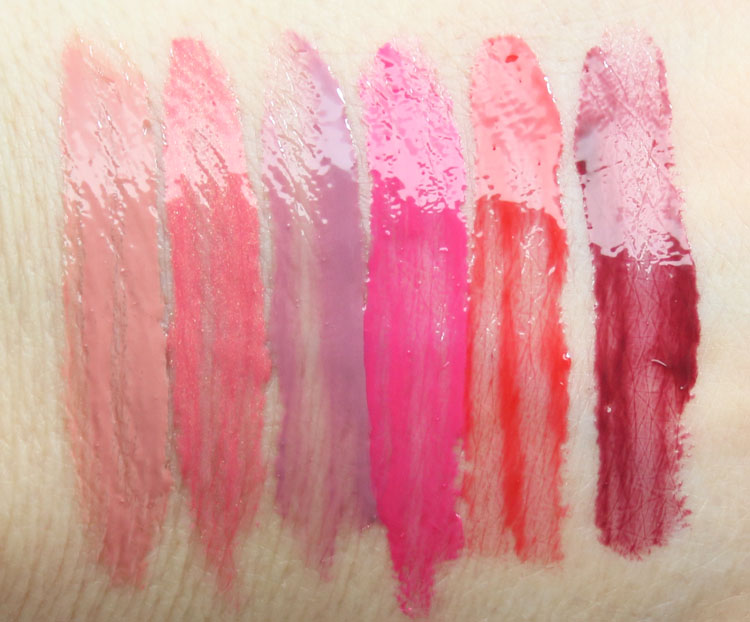 LORAC A Lavish Affair Alter Ego Lip Gloss Collection