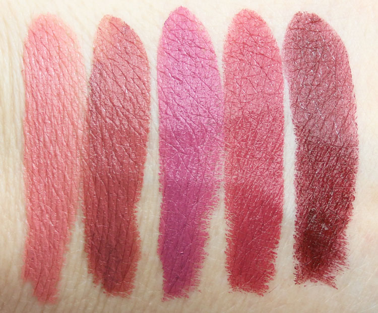 LORAC Social Affair Alter Ago Lipstick Collection