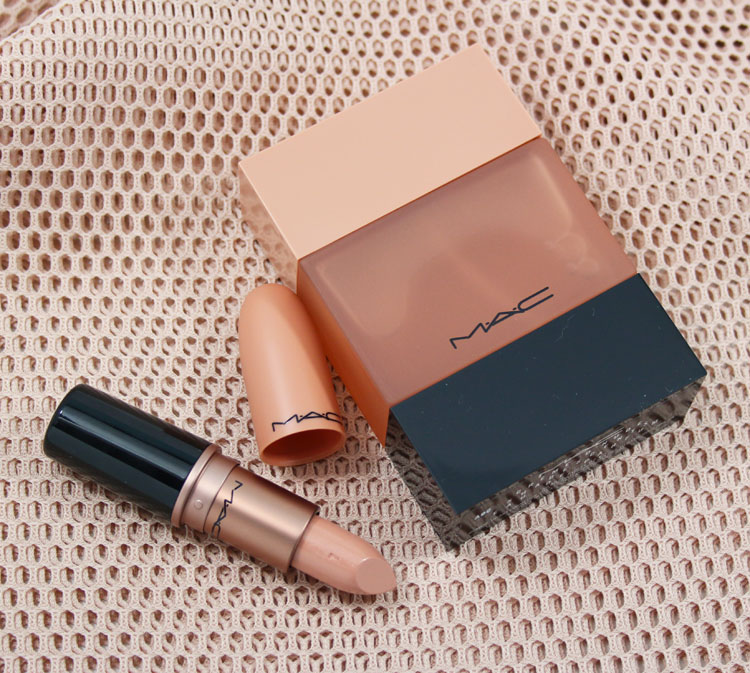 MAC Shadescents Creme d'Nude