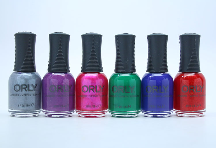 ORLY Sunset Strip Holiday 2016