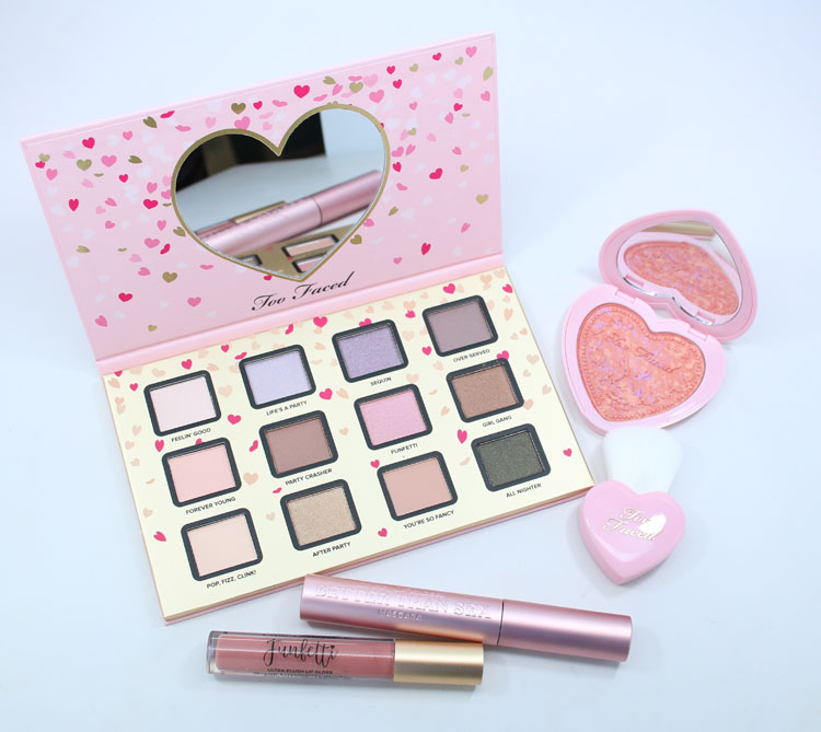Too Faced It's Fun To Be A Girl! Makeup Collection