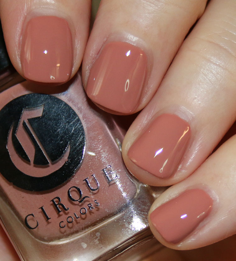 Cirque Colors Fast Fashion