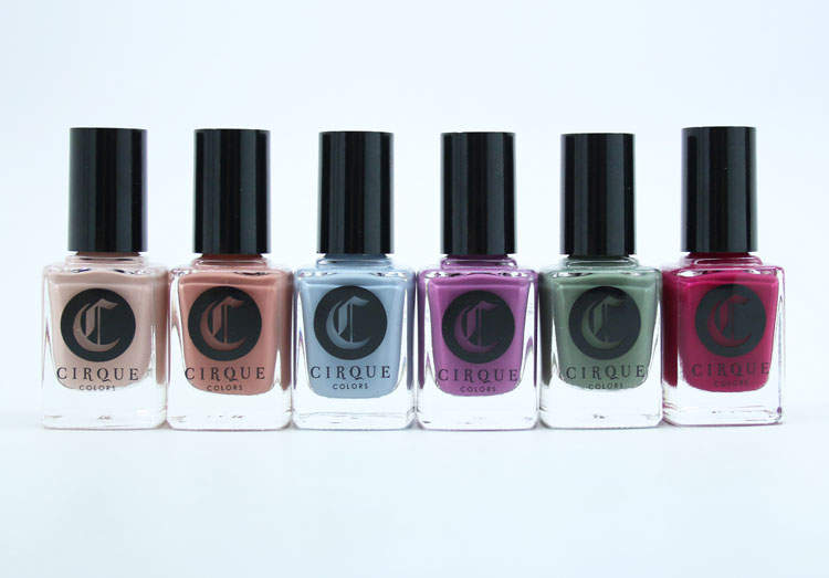 Cirque Colors Metropolitan Fall/Winter 2016 Collection