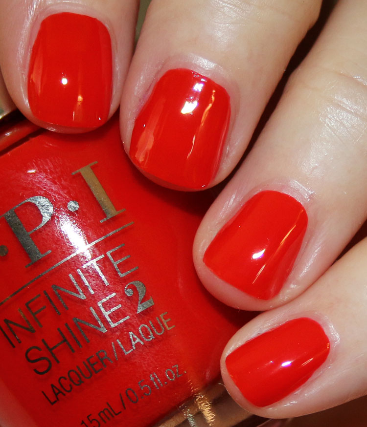 OPI Can't Tame a Wild Thing