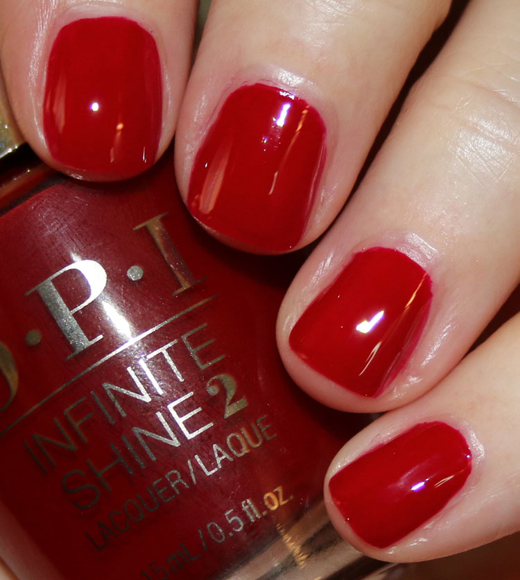 OPI Ring The Buzzer Again