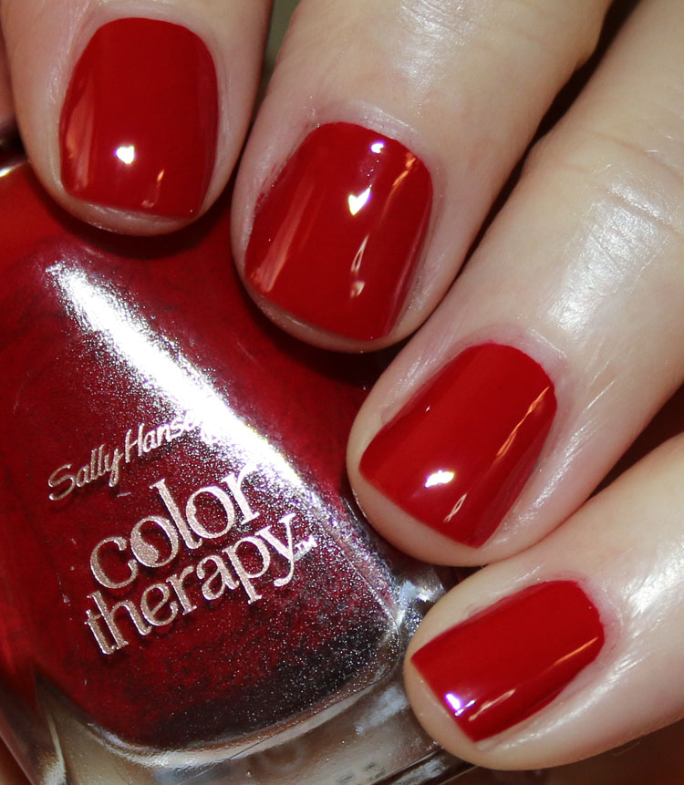 Sally Hansen Color Therapy Haute Springs