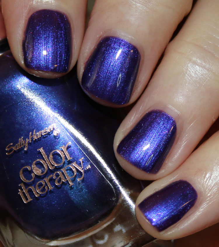 Sally Hansen Color Therapy Nail Polish Vampy Varnish