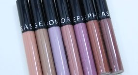Sephora Cream Lip Stains