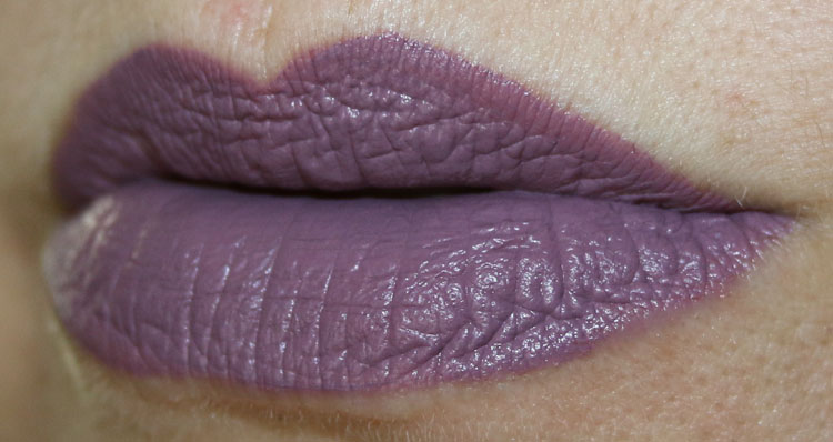 Sephora Cream Lip Stain Bohemian Purple