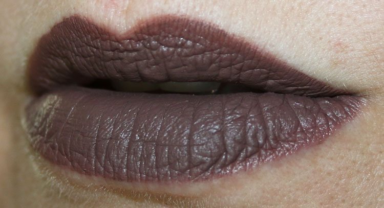 Sephora Cream Lip Stain Purple Sunset
