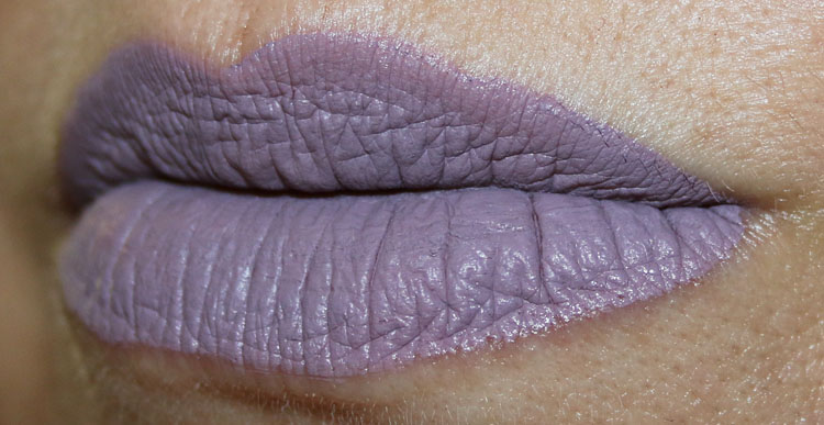 Sephora Cream Lip Stain Wisteria Purple