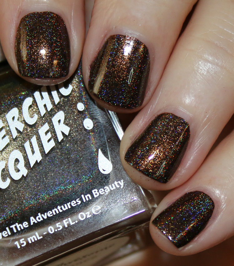 SuperChic Lacquer Awesome Sauce