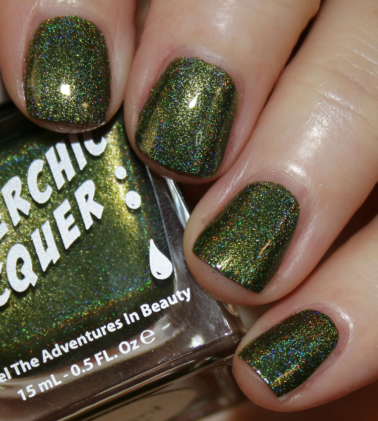 SuperChic Lacquer Awkward Turtle