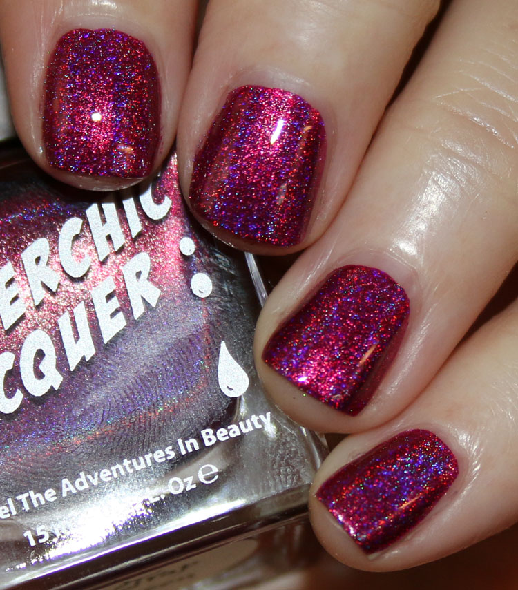 SuperChic Lacquer Trap Queen