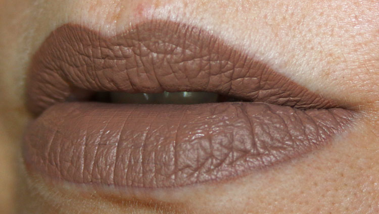 MAC Retro Matte Liquid LipColour Cafe Au Chic