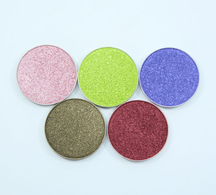 MakeupGeek Foiled Eyeshadow