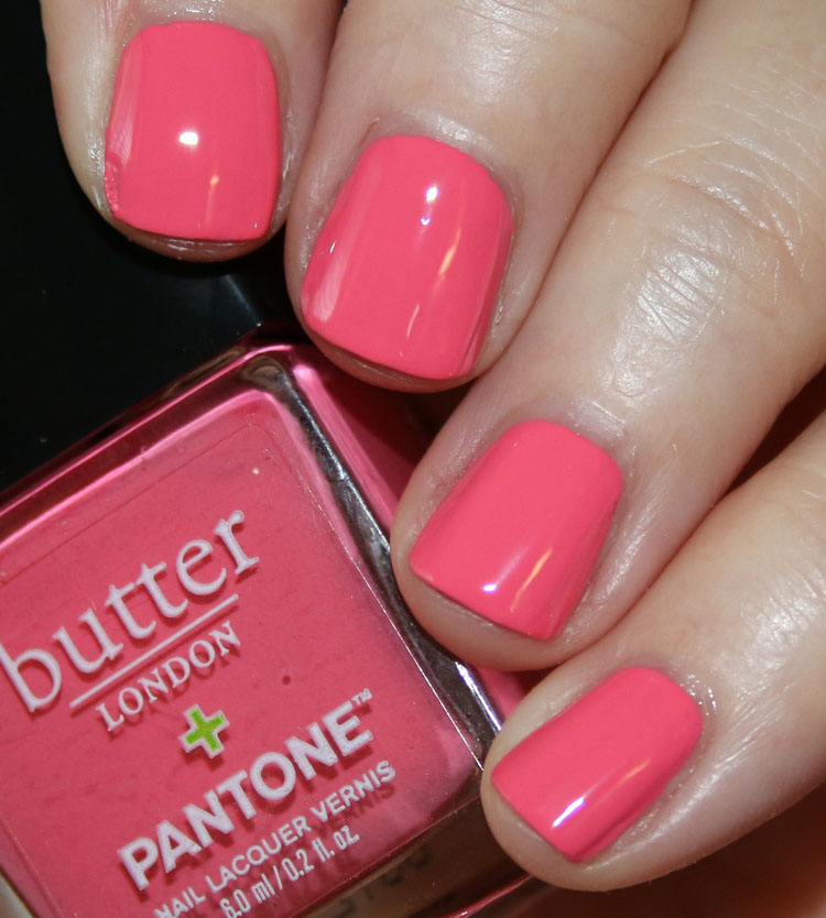 butter LONDON Calypso Coral