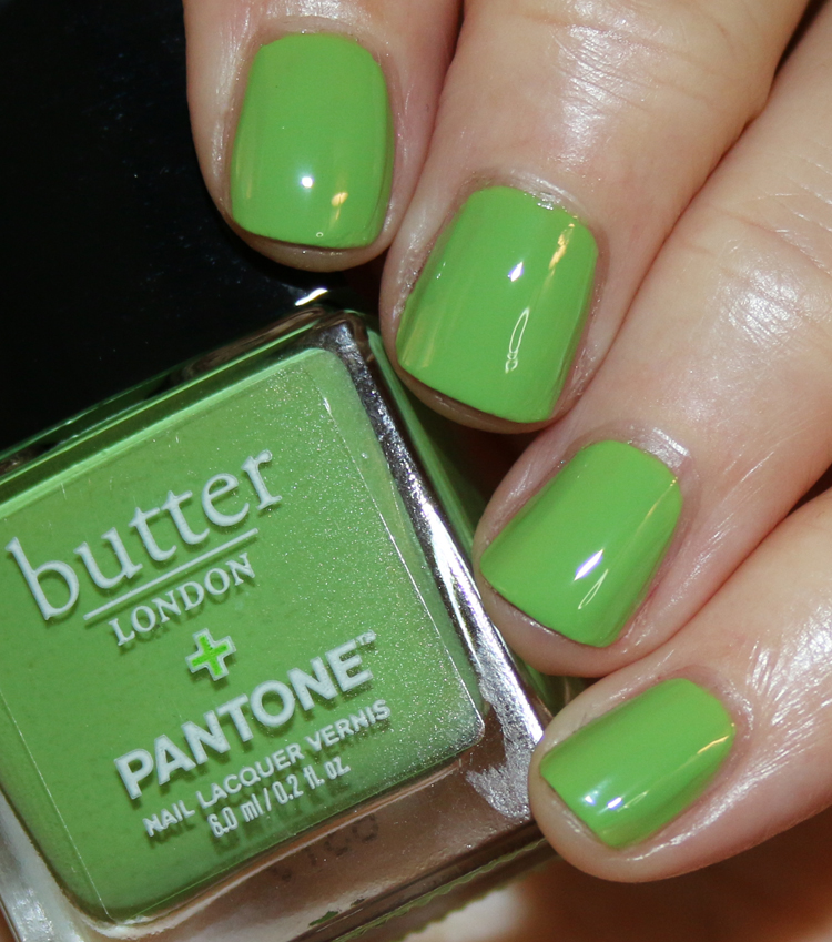butter LONDON Greenery