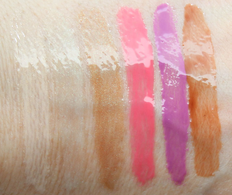 butter LONDON Pantone Plush Rush Lip Gloss