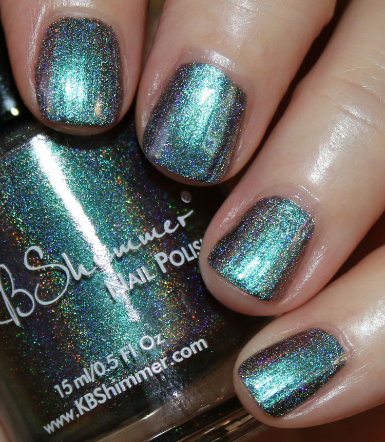 KBShimmer None of Your Bismuth