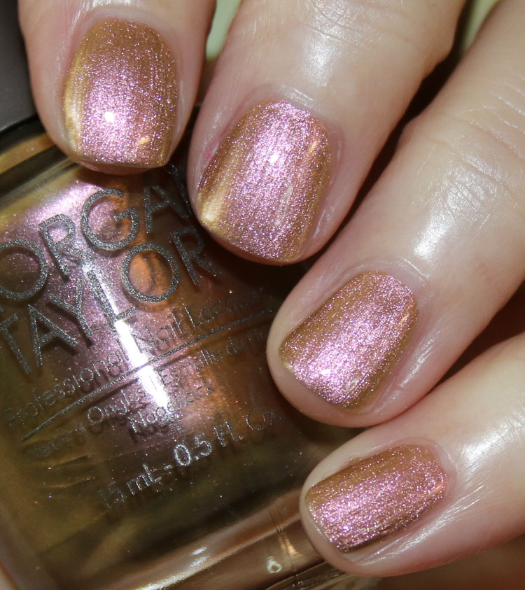 Morgan Taylor Enchanted Patina