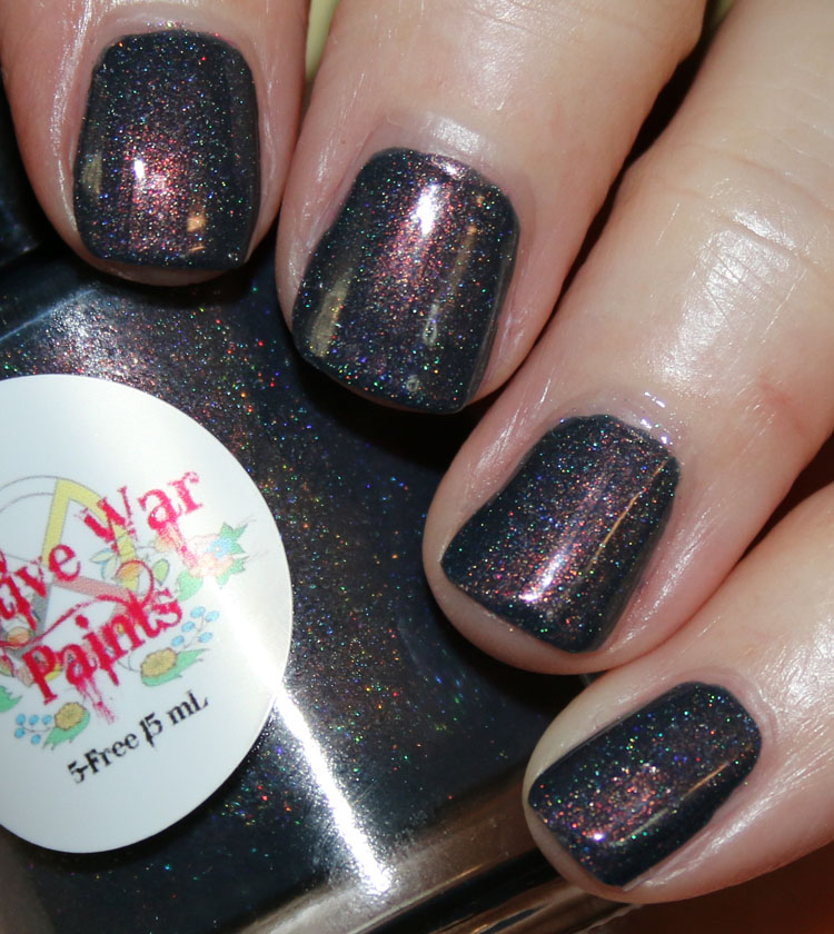 Native War Paints Copperpot with Holo