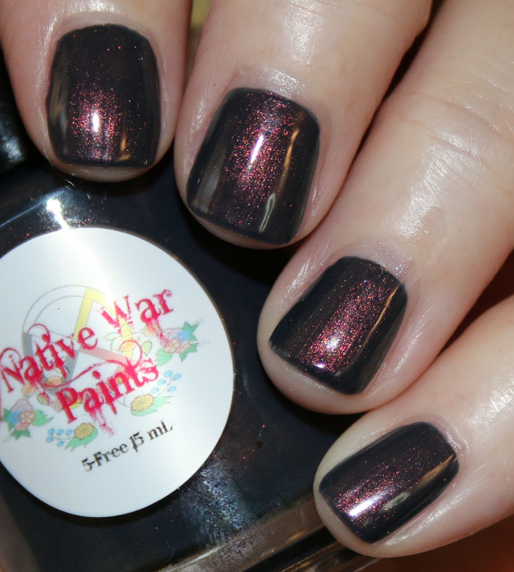Native War Paints Copperpot
