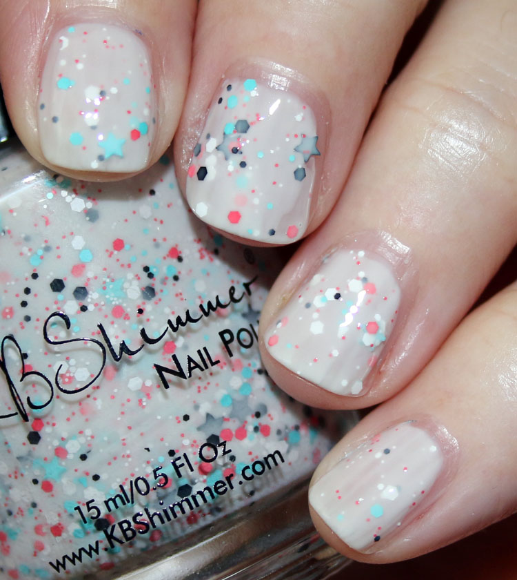 KBShimmer Starfishing For Compliments