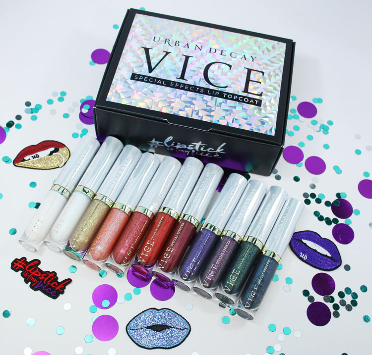 Urban Decay Vice Special Effects Lip Topcoat