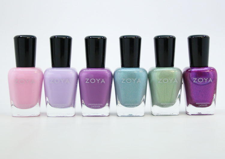 Zoya Charming Spring 2017 Collection