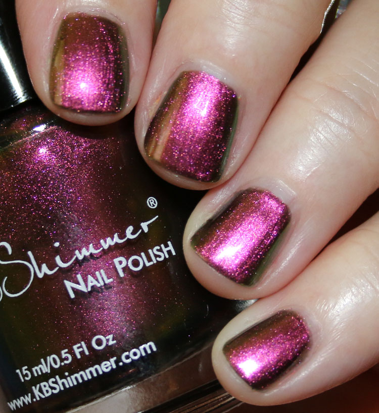 KBShimmer Puns And Roses
