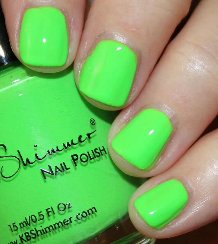 KBShimmer Race Against Slime