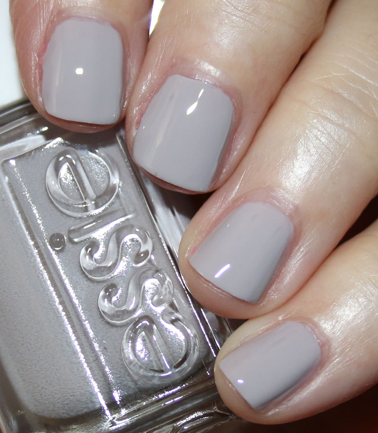 Blue Grey Nail Polish Essie: Essie Wild Nudes Collection
