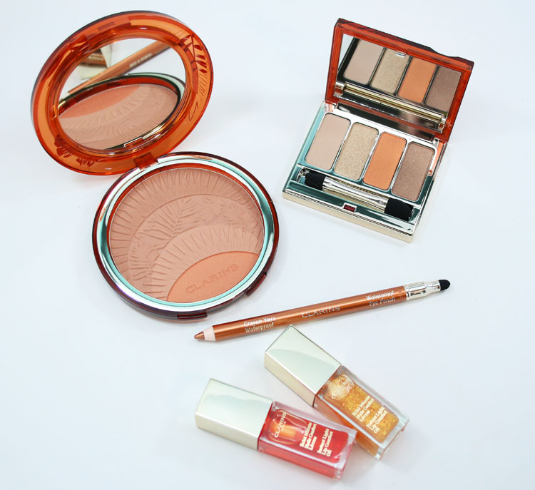 Clarins Sunkissed Summer Make-Up Collection