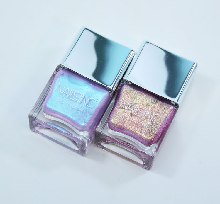 Nails Inc Unicorn Nail Polish Duo