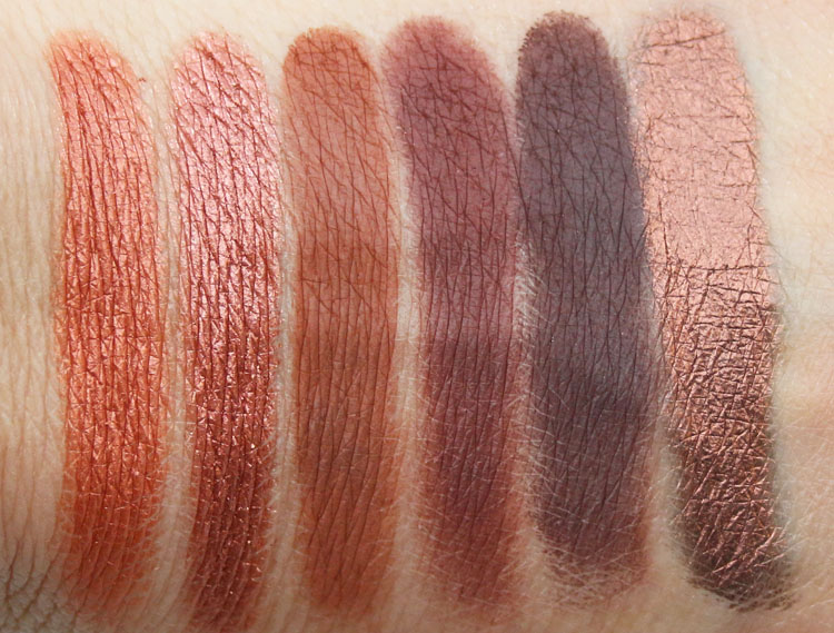 Naked Heat Eyeshadow Palette by Urban Decay #20