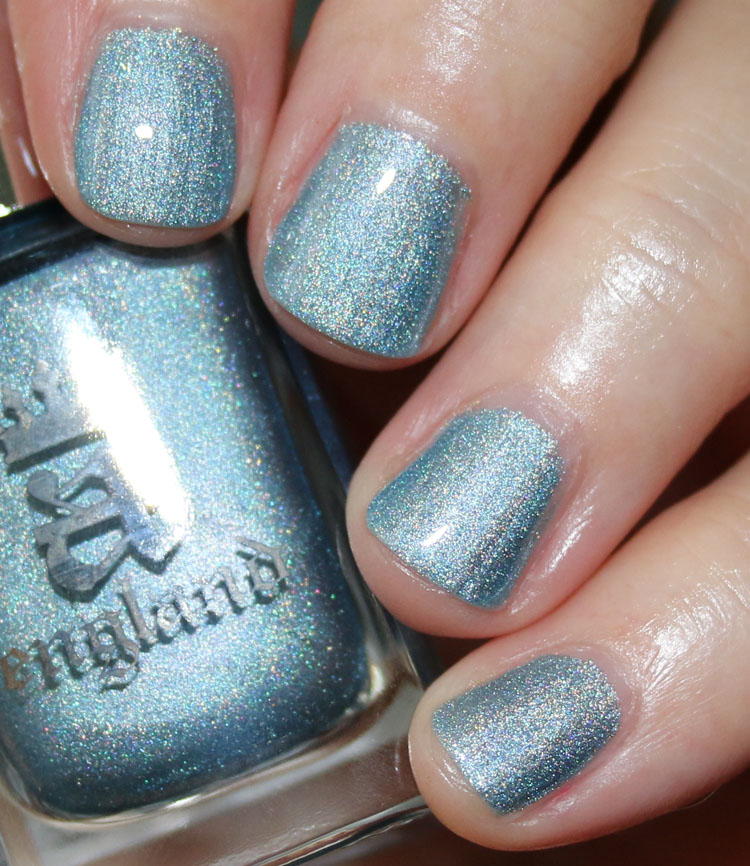 a-england Symphony In Blue And Silver