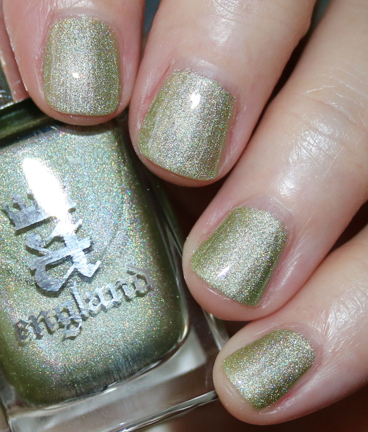 a-england Symphony In Green And Gold