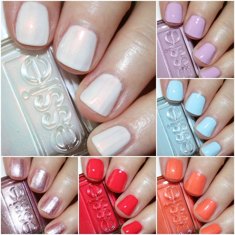 essie Summer 2017 Collection | Vampy Varnish